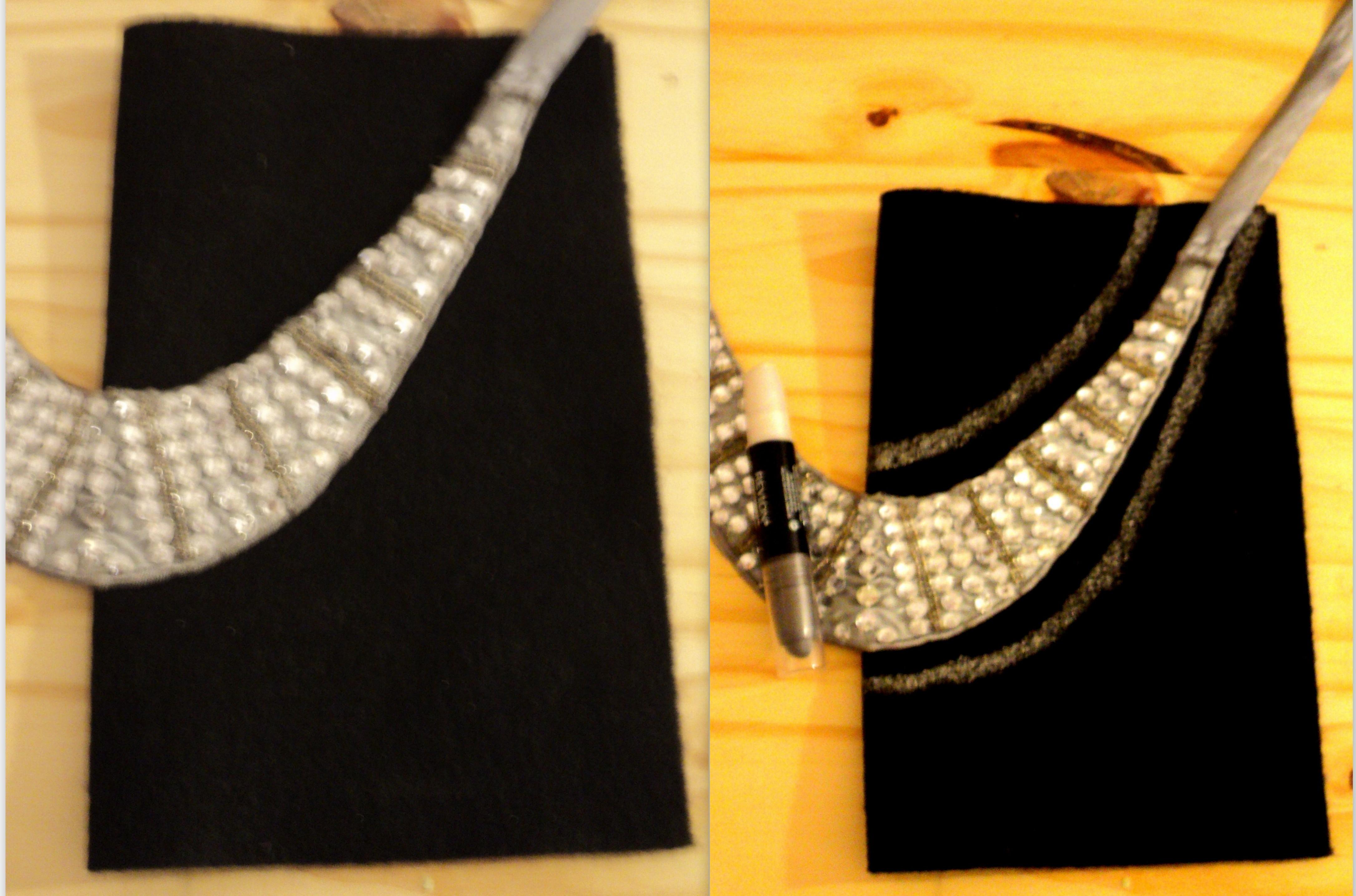 Fabric Bib Necklace Pattern