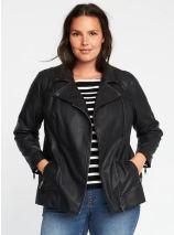 Leather Jacket ON