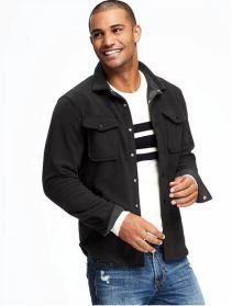 Performance Fleece Shirt Jacket